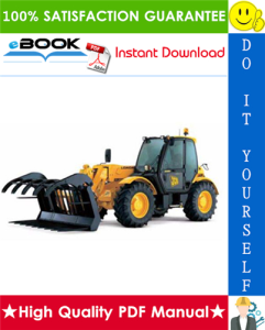 JCB Load Control (Supplement) Service Manual | eBooks | Technical