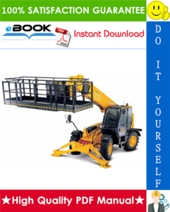 JCB Supplement: Man Basket (LK1) Service Manual | eBooks | Technical