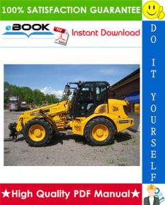 JCB TM200, TM270, TM300 Farm Master Loader Service Repair Manual | eBooks | Technical