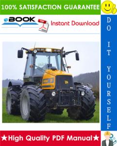 JCB 1115, 1115S, 1125, 1135 FASTRAC Service Repair Manual | eBooks | Technical