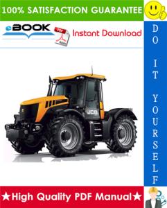 JCB 3170, 3170 Plus, 3190, 3190 Plus, 3200, 3200 Plus, 3220, 3220 Plus, 3230, 3230 Plus Fastrac Service Repair Manual | eBooks | Technical