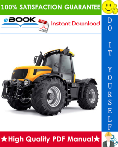 JCB 2155, 2170 Fastrac Service Repair Manual | eBooks | Technical