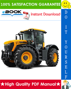 JCB 7000 Series Fastrac Service Repair Manual | eBooks | Technical