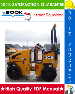 JCB Vibromax VMT160 VMT260 Tier 2 and Tier 4 Roller Service Repair Manual | eBooks | Technical