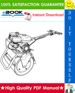 JCB Vibromax VMS 55 Mini Road Roller Service Repair Manual | eBooks | Technical