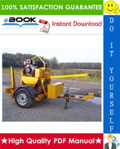 JCB Vibromax VMS 71 Mini Road Roller Service Repair Manual | eBooks | Technical