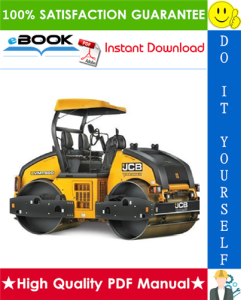 JCB Vibromax VMT860 Tier 3 Drum Roller Service Repair Manual | eBooks | Technical