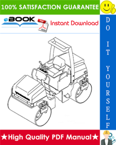 JCB Vibromax 355 / 365 / 455 / 465 Tandem Roller, 355k / 365k / 455k / 465k Combination Roller Service Repair Manual | eBooks | Technical