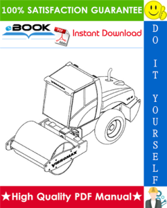 JCB Vibromax VM46 Single Drum Roller Service Repair Manual | eBooks | Technical