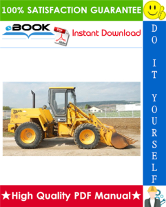 JCB 410, 412, 415, 420, 425, 430 Wheeled Loader Service Repair Manual | eBooks | Technical