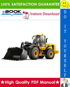 JCB 446, 456 Wheeled Loader Service Repair Manual | eBooks | Technical