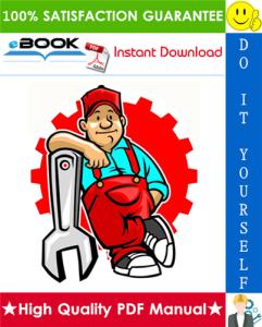 JCB Attachments Service Repair Manual | eBooks | Technical