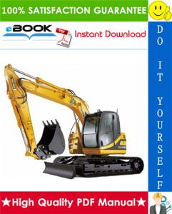 JCB JS200, JS210, JS220, JS240, JS260 Tracked Excavators Service Repair Manual | eBooks | Technical