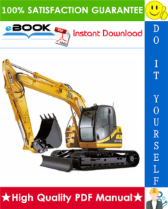 JCB JZ140 ZTS Tracked Excavators Service Repair Manual | eBooks | Technical