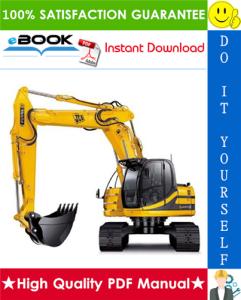 JCB JZ235, JZ255 Tier 3 Auto Tracked Excavators Service Repair Manual | eBooks | Technical
