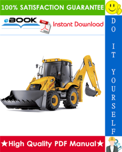 JCB 2D, 2DS, 3, 3C, 3CS, 3D, 700 Excavator Loader Service Repair Manual | eBooks | Technical