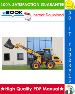 JCB TM180, TM220 Telescopic Wheeled Loader Service Repair Manual | eBooks | Technical
