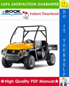 JCB Workmax 800D Utility Vehicle Service Repair Manual | eBooks | Technical