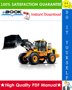 JCB 467 Wheeled Loader Service Repair Manual | eBooks | Technical