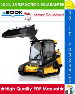 JCB 135, 155, 175, 190, 205, 150T, 190T, 205T Skid Steer Loader (ROBOT) Service Repair Manual | eBooks | Technical