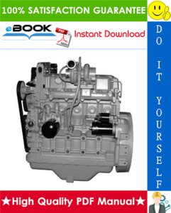 liebherr d404 d405 th4 diesel engine service repair manual