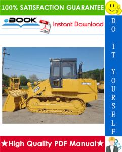 liebherr lr611, lr621, lr631, lr641 crawler loaders service repair manual