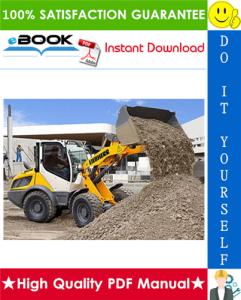 Liebherr L508 - 1261 Wheel loader Service Repair Manual | eBooks | Technical