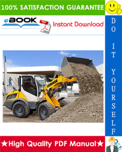 Liebherr L508 - 1580 Wheel loader Service Repair Manual | eBooks | Technical