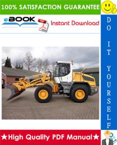 Liebherr L524, L528, L538, L542 2Plus1 Wheel Loader Service Repair Manual | eBooks | Technical