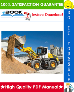 liebherr l528 - 1267 wheel loader service repair manual