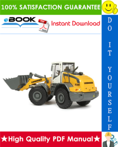 liebherr l538 - 1356 wheel loader service repair manual