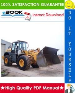 Liebherr L544 L554 2plus2 Wheel Loader Service Repair Manual | eBooks | Technical