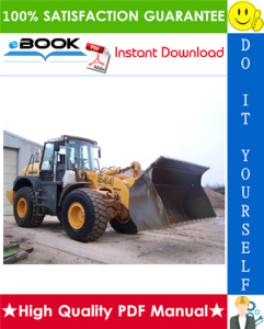 liebherr l544, l554, l564, l574, l580 2plus2 wheel loader service repair manual