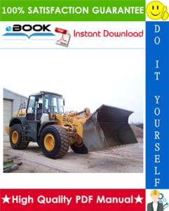 liebherr l544, l554, l564, l574, l580 wheel loader service repair manual
