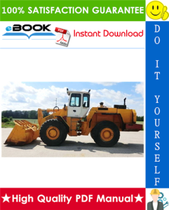 liebherr l551 - 274 wheel loader service repair manual