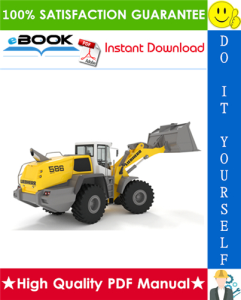Liebherr L586 2plus2 Wheel Loader Service Repair Manual | eBooks | Technical