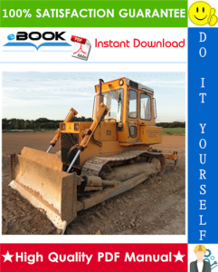 Liebherr PR711, PR721C, PR731C, PR741C, PR751 Crawler Dozer Service Repair Manual | eBooks | Technical
