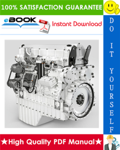 Liebherr D9508 A7 Diesel Engine Service Repair Manual | eBooks | Technical