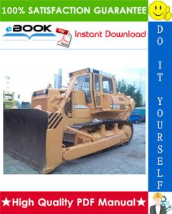 liebherr pr711b, pr721b, pr731b, pr741b crawler dozer service repair manual