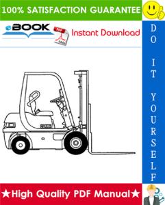 Clark CMP 15, CMP 18, CMP 20, CMP 25, CMP 30 Forklift Trucks Service Repair Manual | eBooks | Technical