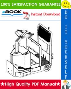 Clark PT-5, PT-7, PTT-5, PTT-7 Electric Tow Tractor Service Repair Manual | eBooks | Technical