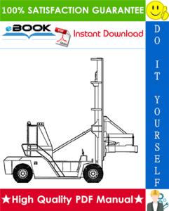 Clark C500 Y 950 Container Handler Truck Service Repair Manual | eBooks | Technical