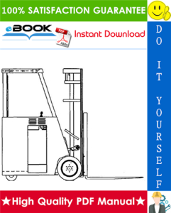 Clark ESM 12, ESM 25 Forklift Trucks Service Repair Manual | eBooks | Technical