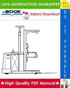 Clark NOS 15 Order Picker Service Repair Manual | eBooks | Technical