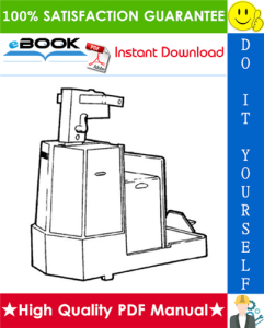 Clark PWC 30 Pallet Truck, PWT 7 Tow Tractor Service Repair Manual | eBooks | Technical