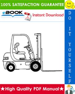 Clark CMP 40, CMP 45, CMP 50S Forklift Trucks Service Repair Manual | eBooks | Technical