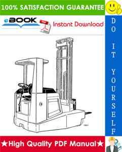 Still Wagner FMQ-25 Forklift Truck Service Repair Manual | eBooks | Technical