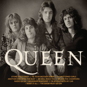 queen icon (2013) (rmst) (hollywood records) (11 tracks) 320 kbps mp3 album