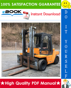 Still R70-60, R70-70, R70-80 Forklift Trucks Maintenance Manual | eBooks | Technical