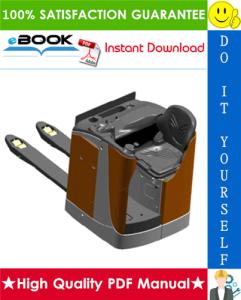 Still FU-X20 low lift pallet truck Service Repair Manual | eBooks | Technical